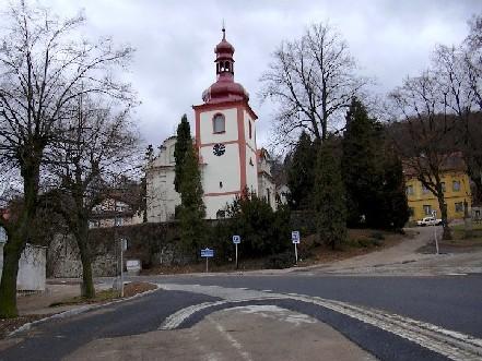 kostel sv. Mikuláše Zbiroh